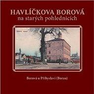 Kniha Havlíčkova Borová na starých pohlednicích - Kniha