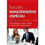 Šest pilířů manažerského úspěchu: Jak je posilovat, rozvíjet a využívat v manažerském i osobním živo - Kniha