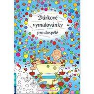 Dárkové vymalovánky pro dospělé - Kniha
