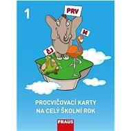 Kniha Procvičovací karty na celý školní rok 1 - Kniha