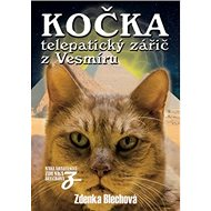 Kočka telepatický zářič z Vesmíru - Kniha