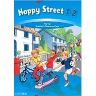 Happy Street 3rd Edition 1&2 Top-up Teacher´s Resource Pack - Kniha