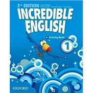 Incredible English 2nd Edition 1 Activity Book - Kniha
