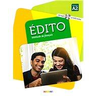 Édito A2 Učebnice - Kniha