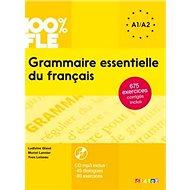 Grammaire essentielle du francais A1/A2: učebnice + CD - Kniha