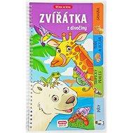 Kniha Zvířátka z divočiny - Kniha