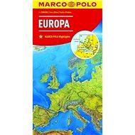 Evropa Europa 1:2 500 000 - Kniha