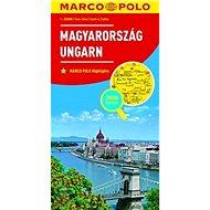 Maďarsko Magyarország Ungarn 1:800 000 - Kniha