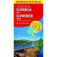 Slovinsko, Istrie 1:800 000: Slovenija Istra Slowenien Istrien - Kniha