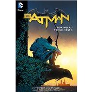 Batman Rok nula - Temné město - Kniha