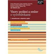 Kniha Vzory podání a smluv s vysvětlivkami - Kniha