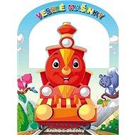Veselé mašinky: Kniha s okénky