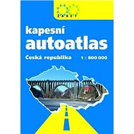 Autoatlas ČR kapesní 1 : 800 000 - Kniha