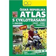 Česká republika Atlas s cyklotrasami: 1:240 000 - Kniha