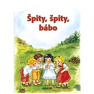 Kniha Špity, špity bábo - Kniha