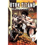Útok titánů 8 - Kniha