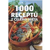 Kniha 1000 receptů z celého světa - Kniha