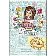 Ella a její deníky Miluju zvířátka - Kniha