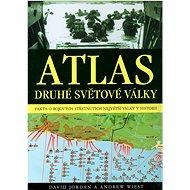 Atlas druhé světové války - Kniha