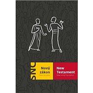 Nový zákon New Testament: Slovo na cestu New Living translation - Kniha