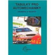 Kniha Tabulky pro automechaniky - Kniha