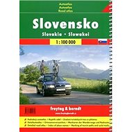 Kniha Autoatlas Slovensko 1 : 100 000 turistický - Kniha
