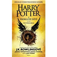 Harry Potter a prokleté dítě: Část první a druhá - Kniha