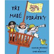 Tři malé pirátky - Kniha