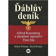Ďáblův deník: Alfred Rosenberg a ukradené tajemství Třetí říše - Kniha