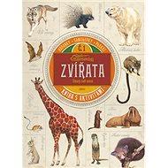 Zvířata Úžasný svět savců: Kniha s aktivitami - Kniha