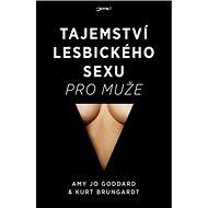 Tajemství lesbického sexu pro muže - Kniha