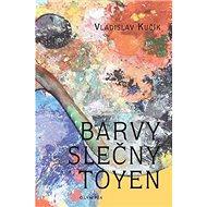 Barvy slečny Toyen - Kniha