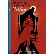 A Study in Scarlet - Kniha