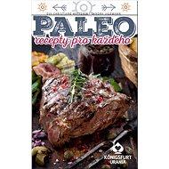 Kniha Paleo recepty pro každého: Karty s recepty - Kniha