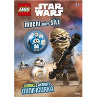 LEGO Star Wars Mocní díky síle: Komiks, aktivity, minifigurka - Kniha