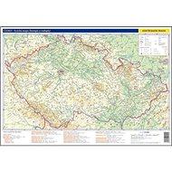Česko - fyzická a administrativní mapa: 1:1 150 000 - Kniha