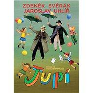 Jupí - Kniha