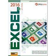 Excel 2016 nejen pro školy - Kniha