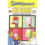 Bart Simpson Popartová ikona: 42583 - Kniha