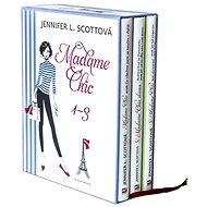 Kniha Madame Chic 1-3 BOX - Kniha
