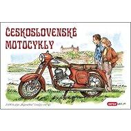 Československé motocykly - Kniha
