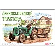 Československé traktory - Kniha