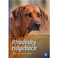 Rhodéský ridgeback - Kniha