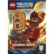 LEGO NEXO KNIGHTS Souboj knih: Aktivity, komiks, dobrodružný příběh
