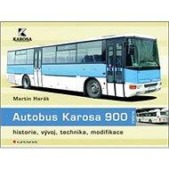 Autobus Karosa 900 - Kniha