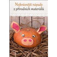 Nejkrásnější nápady z přírodních materiálů - Kniha