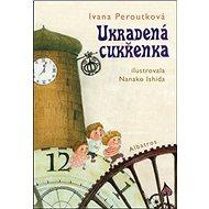 Ukradená cukřenka - Kniha