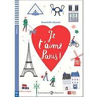 Je t'aime Paris - Kniha