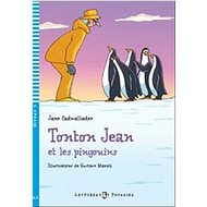 Tonton Jean et les pingouins - Kniha
