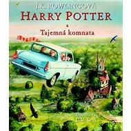 Harry Potter a Tajemná komnata (2. díl ilustrované vydání) - Kniha